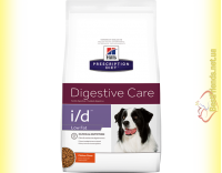 Купить Hill's Prescription Diet Canine i/d Low Fat для собак 1,5кг