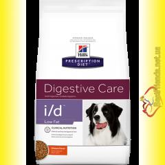 Hill's Prescription Diet Canine i/d Low Fat для собак 1,5кг