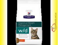 Купить Hill's Prescription Die Feline w/d для кошек