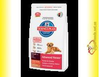 Купить Hill's Science Plan Canine Adult Advanced Fitness Large Breed Ягненок и Рис, для крупных собак 12кг