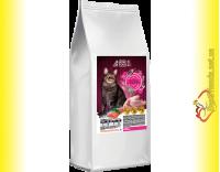 Купить Home Food Лосось и Индейка корм для котов 3кг