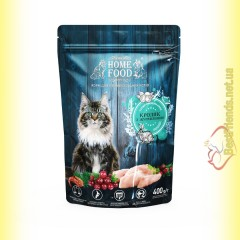Home Food Кролик та Журавлина корм для Cтерилізованих кішок