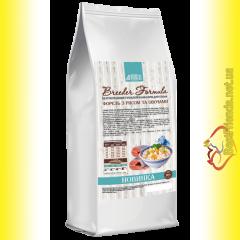 Home Food Форель с Рисом и Овощами Гипоаллергенный корм для собак средних пород 3кг