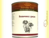 Купить Hubertus Gold Говядина с рисом 800гр