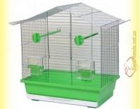 Купить Inter-Zoo Wiki Клетка для попугаев, 47,5*27*43,5см