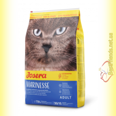 Josera Marinesse с Лососем для кошек страдающих непереносимостью
