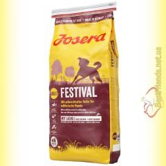 Josera Festival корм для дорослих собак з Лососем та рисом