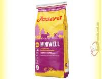 Купить Josera Miniwell для миниатюрных собак 15кг