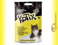 Купить Kotix Силикагелевый наполнитель 3,8л