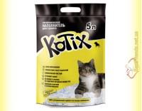 Купить Kotix Силикагелевый наполнитель 5л
