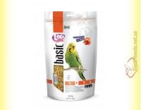 Купить LoLo Pets basic for Budgie Полнорационный корм для Волнистых попугаев с фруктами