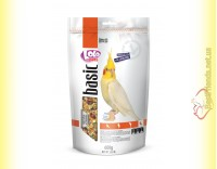 Купить LoLo Pets basic for Cockatiel Полнорационный корм для Нимф
