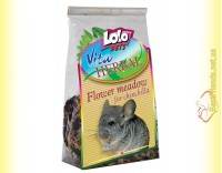 Купить LoLo Pets Vita HERBAL Цветущий луг для шиншилл 30гр