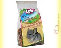 Купить LoLo Pets Vita HERBAL Сушеные овощи и фрукты для шиншилл 100гр