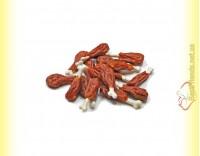 Купить LoLo Pets Classic PAUSE snack Утиное бедро на кальциевой косточке 500гр