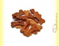 Купить LoLo Pets Classic PAUSE snack Мясные косточки Курица с рисом 500гр