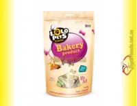 Купить LoLo Pets Classic Biscuits Mix M бисквиты для собак 350гр