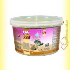 LoLo Pets Sand Chinchilla Песок для шиншилл 5,1кг