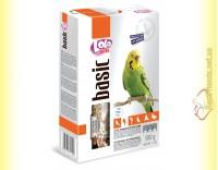 Купить LoLo Pets basic for Budgie Полнорационный корм для волнистых попугаев 500гр