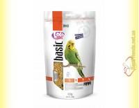 Купить LoLo Pets basic for Budgie Полнорационный корм для волнистых попугаев 600гр
