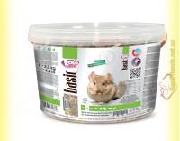 Купить LoLo Pets basic for Chinchilla Полнорационный корм для шиншилл 2кг