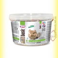 LoLo Pets basic for Chinchilla Полнорационный корм для шиншилл 2кг