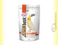 Купить LoLo Pets basic for Cockatiel Полнорационный корм для нимф 600гр