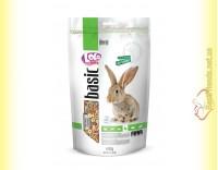 Купить LoLo Pets basic for Rabbit Полнорационный корм для кроликов 600гр