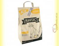 Купить Мафинc Крупный Комкующийся гигиенический наполнитель 5кг