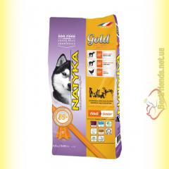 Natyka Gold Lamb&Rice 4,5кг