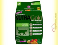 Купить Nutra Gold Adult Hairball 5кг