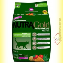 Nutra Gold Adult Hairball 5кг