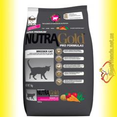 Nutra Gold Breeder Cat Formula 5кг