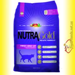 Nutra Gold Finicky Cat 5кг
