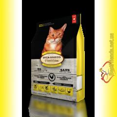 Oven-Baked Tradition Cat Chicken корм для кішок з Куркою
