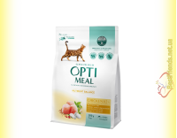 Купити Optimeal Chicken для дорослих котів - Курка