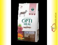 Купити Optimeal Grain Free Duck Беззерновий корм для собак - Качка та овочі
