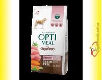 Купити Optimeal Grain Free Turkey Беззерновий корм для собак - Індичка та овочі
