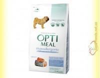 Купить Optimeal Hypoallergenic для собак средних пород - Лосось