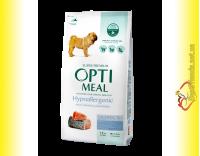 Купити Optimeal Hypoallergenic Medium&Large Breeds для собак середніх та великих порід - Лосось