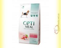 Купить Optimeal Medium для взрослых собак средних пород - Индейка