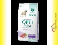 Купити Optimeal Adult Small Breed для собак малих порід - Качка