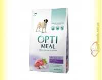 Купить Optimeal Small для взрослых собак мелких пород - Утка