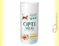 Купить Optimeal Chicken для взрослых кошек - Курица 650+650гр