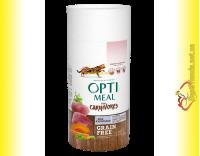 Купить Optimeal Grain Free беззерновой корм для кошек - Утка и овощи 650гр