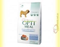 Купить Optimeal Hypoallergenic для собак средних пород - Лосось 1,5кг