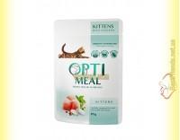 Купить Optimeal Kittens для котят - с Курицей 85гр