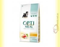 Купить Optimeal Maxi для взрослых собак крупных пород - Курица 12кг