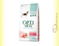 Купить Optimeal Medium для взрослых собак средних пород - Индейка 12кг