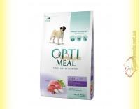 Купить Optimeal Small для взрослых собак мелких пород - Утка 4кг